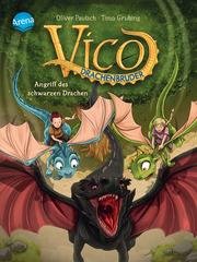 Vico Drachenbruder - Angriff des schwarzen Drachen