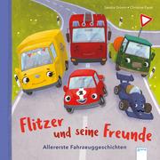 Flitzer und seine Freunde - Cover