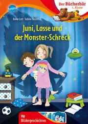 Juni, Lasse und der Monsterschreck