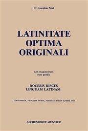 Latinitate optima orginali