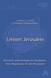 Lernort Jerusalem