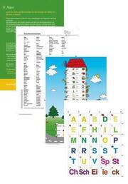 legen-lernen-lesen: Die Laut-Buchstabenkarten
