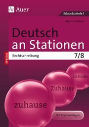 Deutsch an Stationen spezial