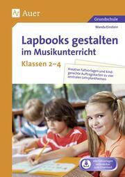 Lapbooks gestalten im Musikunterricht Klassen 2-4