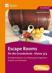 Escape Rooms für die Grundschule - Klasse 3/4