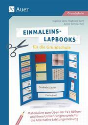 Einmaleins-Lapbooks für die Grundschule