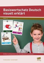 Basiswortschatz Deutsch visuell erklärt