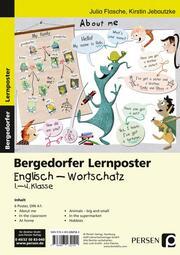 Bergedorfer Lernposter Englisch - Wortschatz