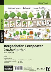 Lernposter Sachunterricht - 1./2. Klasse
