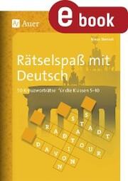 Rätselspaß Deutsch