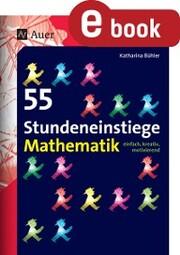 55 Stundeneinstiege Mathematik