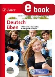 Deutsch üben Klasse 8