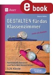 Gestalten Klassenzimmer - mehr als Basteln 3/4