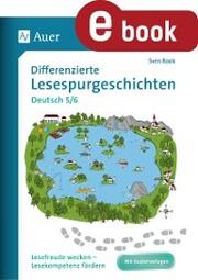 Differenzierte Lesespurgeschichten Deutsch 5-6
