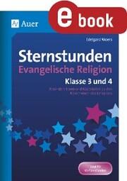 Sternstunden Evangelische Religion - Klasse 3 & 4 - Cover