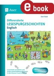 Differenzierte Lesespurgeschichten Englisch