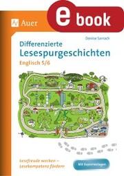 Differenzierte Lesespurgeschichten Englisch 5-6
