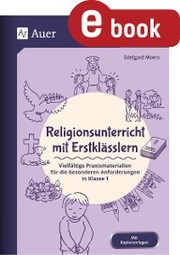 Religionsunterricht mit Erstklässlern