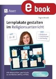 Lernplakate gestalten im Religionsunterricht 5-6