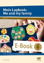 Mein Lapbook: Me and my family