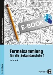 Formelsammlung für die Sekundarstufe 1