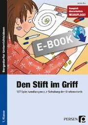 Den Stift im Griff - Cover