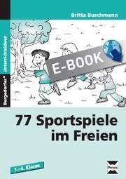 77 Sportspiele im Freien