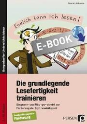 Die grundlegende Lesefertigkeit trainieren