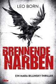 Brennende Narben - Cover