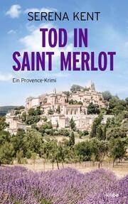 Tod in Saint Merlot - Cover