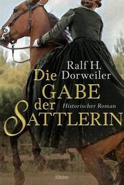 Die Gabe der Sattlerin - Cover