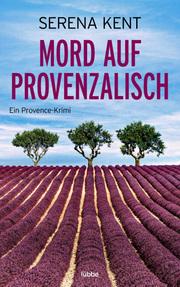 Mord auf Provenzalisch - Cover