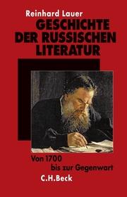 Geschichte der russischen Literatur