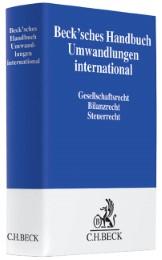 Beck'sches Handbuch Umwandlungen international