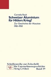 Schweizer Aluminium für Hitlers Krieg?