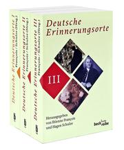Deutsche Erinnerungsorte I-III