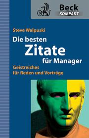 Die besten Zitate für Manager