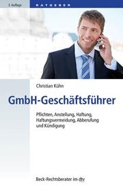 GmbH-Geschäftsführer