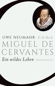 Miguel de Cervantes - Cover