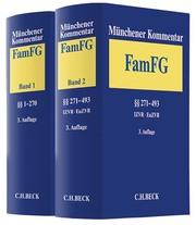 Münchener Kommentar zum FamFG