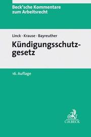 Kündigungsschutzgesetz/KSchG