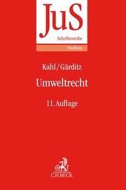 Umweltrecht - Cover