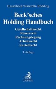 Beck'sches Holding Handbuch