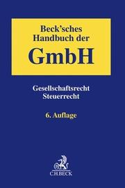 Beck'sches Handbuch der GmbH