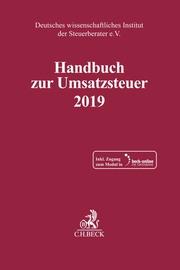 Handbuch zur Umsatzsteuer 2019
