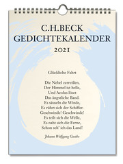 C.H. Beck Gedichtekalender 2021