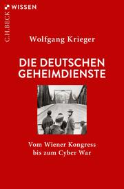 Die deutschen Geheimdienste