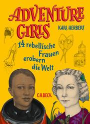 Adventure Girls - Cover