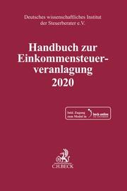 Handbuch zur Einkommensteuerveranlagung 2020