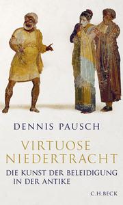 Virtuose Niedertracht - Cover